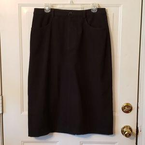 Talbots Straight Skirt size 12